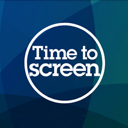 Time to Screen logo